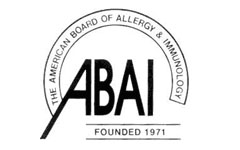 American Board of Allergy and Immunology: