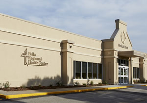 Allergy clinic at Pella Regional Health Center, Ottumwa, IA
